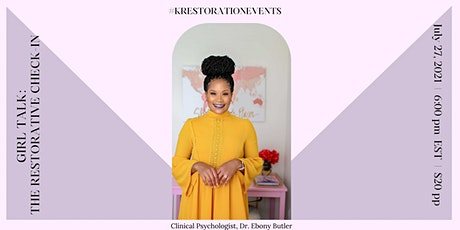 Girl Talk: Restorative Check-In for Women of Color biglietti