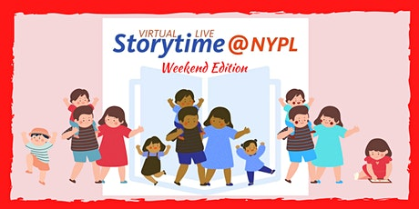Saturday Online Family Storytime tickets
