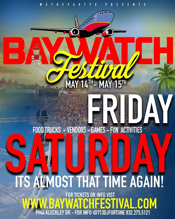 #BayWatchFestival | 2Nights 2Days | Biggest Spring Break Sequence! image