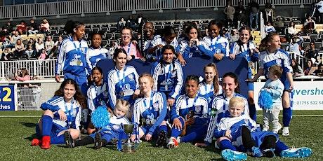 Kent U16 Girls Cup Final tickets