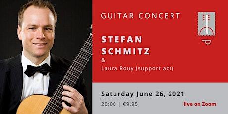 GUITAR CONCERT Stefan Schmitz - Laura Rouy tickets
