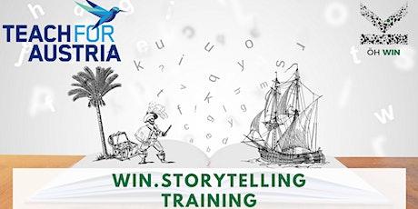 WIN.StorytellingTraining (Online Edition) Tickets