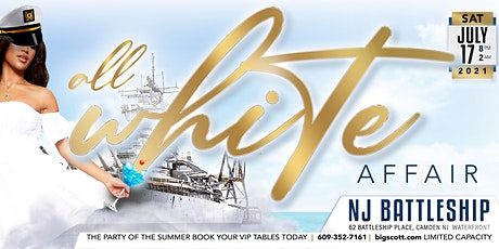 All White 13TH Annual Affair with Big Scott & Friends 2021 tickets