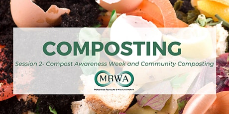 Composting Webinar 2: Community Composting tickets