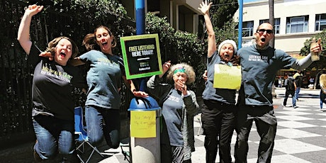 We Are Listening! May 16 @ 1:00 pm PT Sidewalk Talk In-Person Event tickets