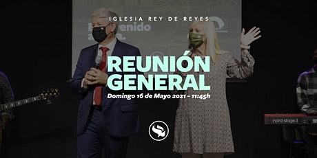 Reunión general - 16/05/21 - 11:45h tickets