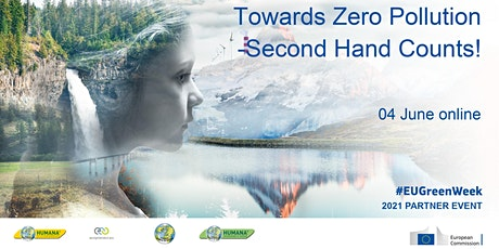 Zero Pollution - Second-Hand Counts! tickets