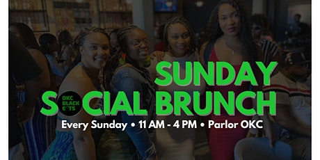 Sunday Social Brunch tickets