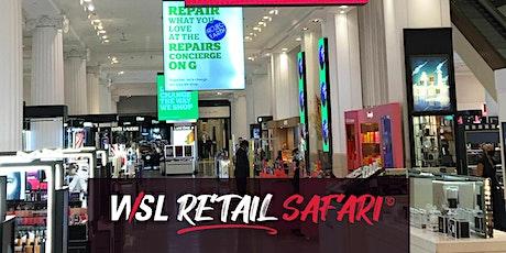 WSL Retail Safari® Open Call tickets