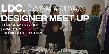 LDC's Designer Meet Up tickets