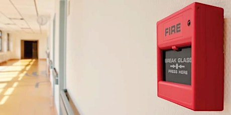 Fire Safety Legislation in Care Settings tickets