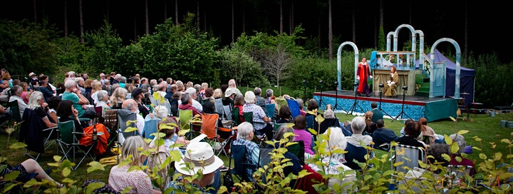 'Much Ado About Nothing' Outdoor Theatre at Goldney House & Gardens image