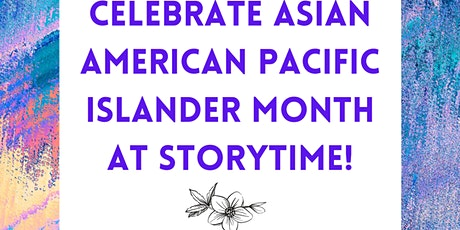 Celebrating AAPI at Storytime tickets