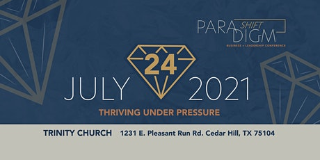 Paradigm Shift Business & Leadership Conference 2021 billets