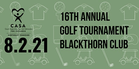 16th Annual CASA of Northeast Tennessee Golf Tournament tickets