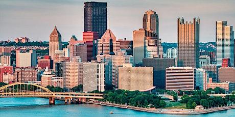 RISD Alumni Club of Pittsburgh Art in Public Spaces Walking Tour tickets