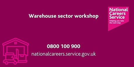 Routes into the Warehouse Sector tickets