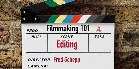 Filmmaking 101: Editing tickets