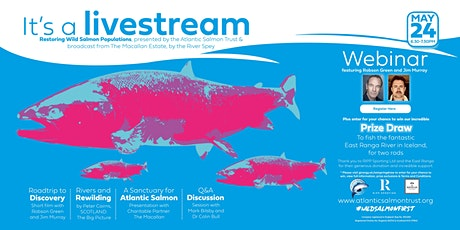Restoring Wild Salmon Populations tickets