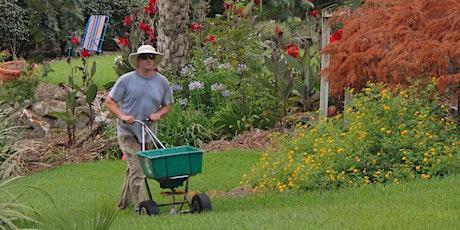 Florida-Friendly Fertilizing - Webinar tickets