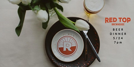 Beer Dinner with Red Top Brewhouse tickets