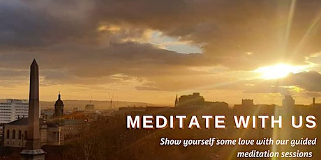 Meditate With Us: Guided Meditation tickets