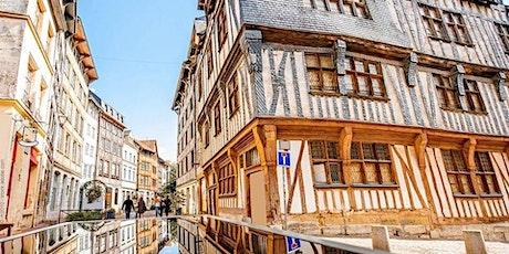 Rouen & Honfleur - DAY TRIP - 19 juin billets