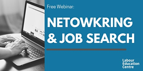 Networking & Job Search tickets