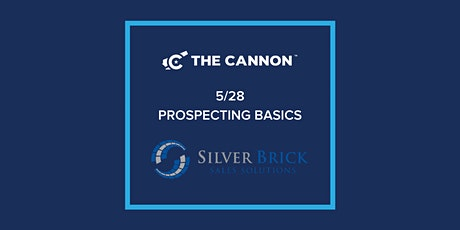 Prospecting Basics by Silver Brick Sales Solutions tickets