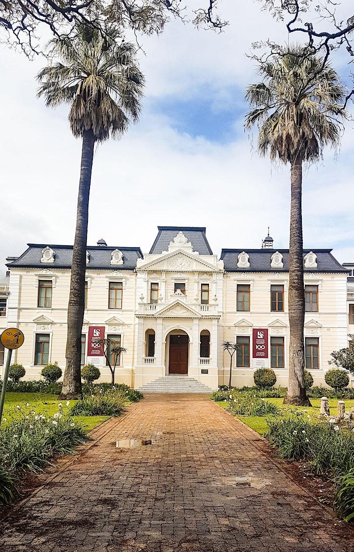 Live tour to Stellenbosch, Capetown image