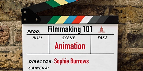 Filmmaking 101: Animation Tickets