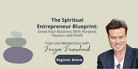 The Spiritual Entrepreneur Blueprint tickets