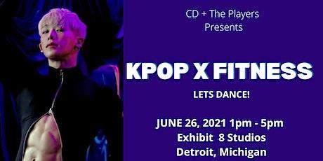 KPOP X FITNESS | LET DANCES tickets