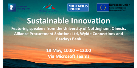 Sustainable Innovation Tickets