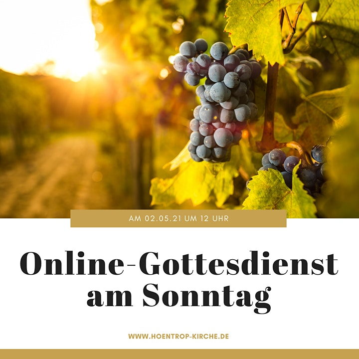 Online-Gottesdienst: Wahrheit im Wein?: Bild