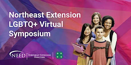 Northeast Extension LGBTQ+ Virtual Symposium tickets