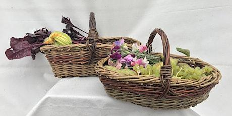 Workshop: Willow Weave a Garden Basket tickets