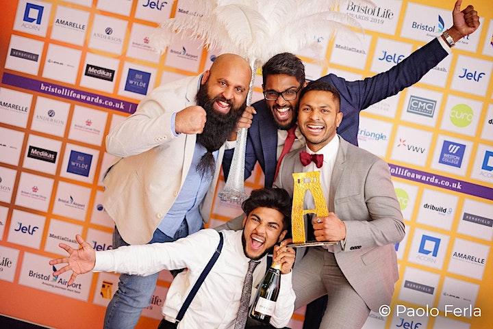 Bristol Life Awards 2021 image