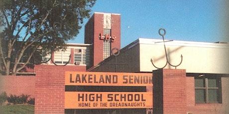 Lakeland High School Class of 1980 Reunion tickets