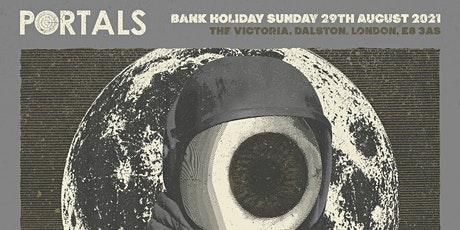 Portals all-dayer: Catbamboo, in violet, FES, Voronoi & more! tickets