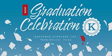 2021 Kauffman Scholars, Inc. Graduation Celebration tickets