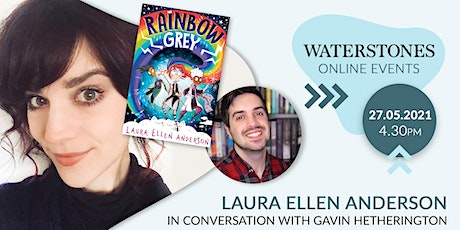 Rainbow Grey Online Event with Laura Ellen Anderson tickets