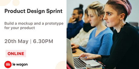 Product Design Sprint tickets