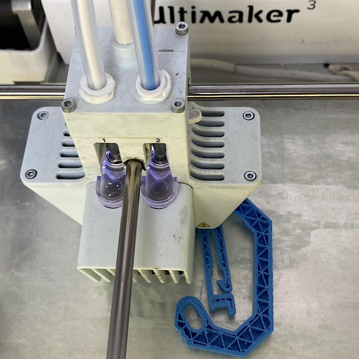 Einsteiger-Workshop in den 3D-Druck für Kinder und Jugendliche: Bild