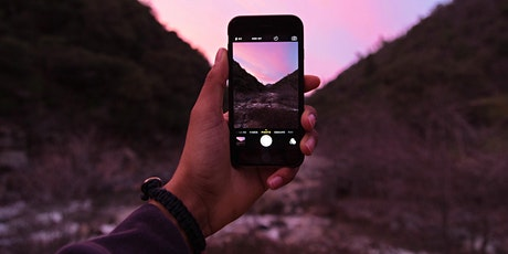 Carers Week 2021 - Smartphone Photography Workshop tickets