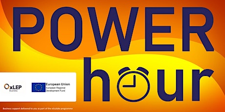 """Grant funding"" Power Hours tickets"