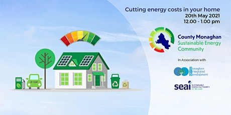 Webinar - Cutting energy costs in your home tickets