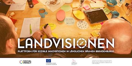 Online Webinar: Einführung ins Sozialunternehmertum_Brandenburg | 2021 Tickets