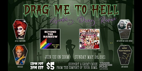 Drag Me to Hell: True Crime and Drag Brunch Benefitting Trans Defense Fund tickets