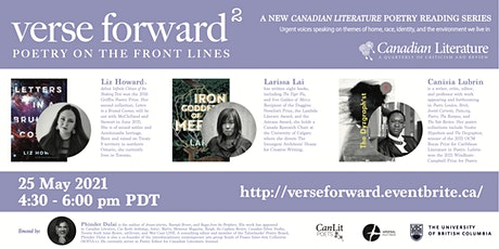 Verse Forward 2: Poetry on the Front Lines tickets
